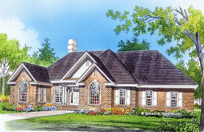 House Plan The Worthington