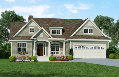 House Plan The Prairiefield
