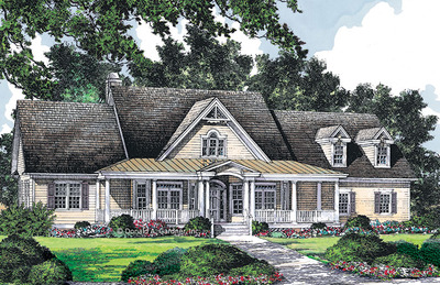 House Plan The Thorne Bay
