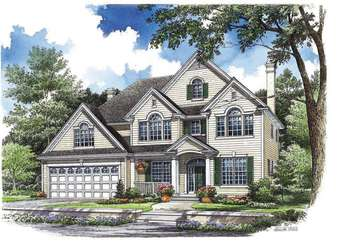 Colonial House Plans Colonial Home Plans Floor Plans