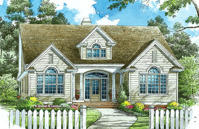 House Plan The Radford