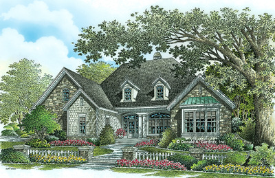 House Plan The Rockwood