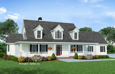 House Plan The Hollandale