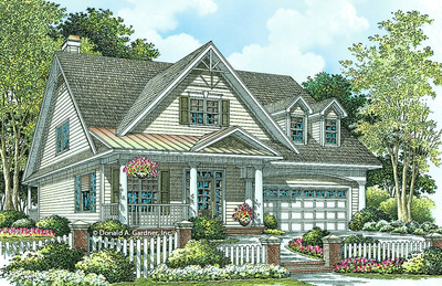 House Plan The Addison