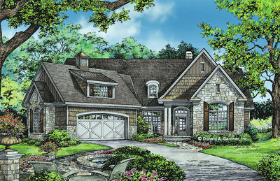 House Plan The Keowee