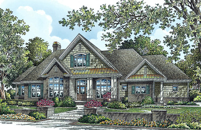 House Plan The Sorenson