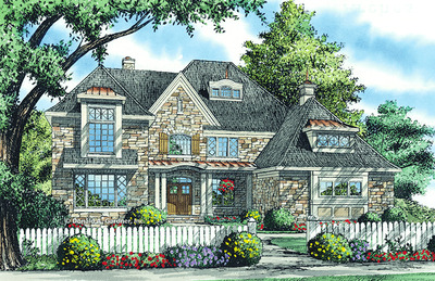 House Plan The Atherton