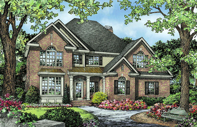 House Plan The Crawford