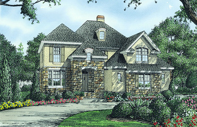 House Plan The Carmine
