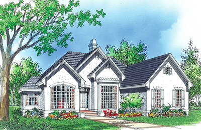 House Plan The Summerton
