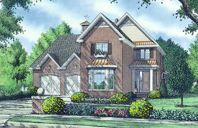 House Plan The Lyndhurst