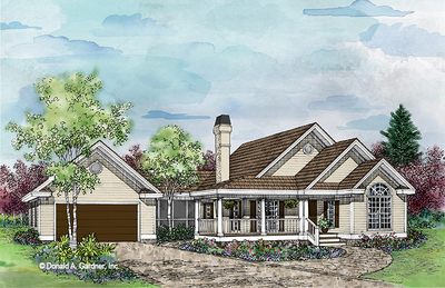 House Plan The Richburg