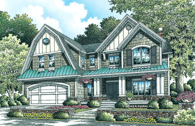 House Plan The Brielle