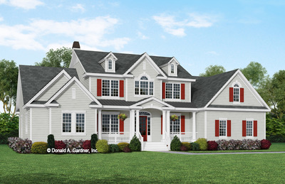 House Plan The Callaway