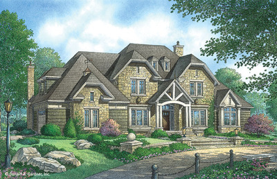 House Plan The Kingsbridge