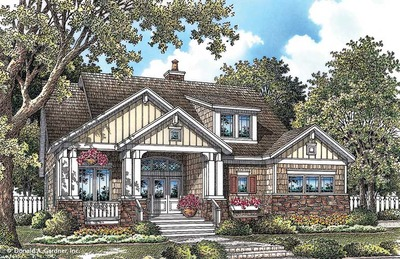 House Plan The Kirkwood