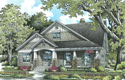 House Plan The Fernwood