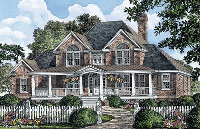 House Plan The Eastlake