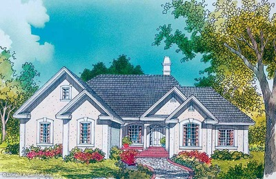 House Plan The Evanleigh