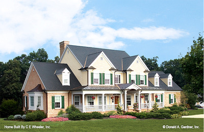 House Plan The Arbordale