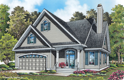 House Plan The Pennington