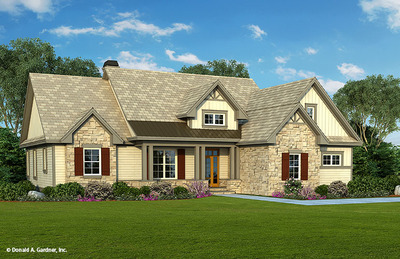 House Plan The Cloverbrook