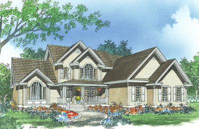 House Plan The Richmond Hill