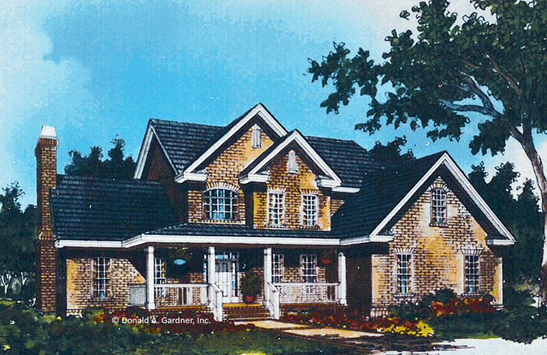 Home Plan The Harbour Oak