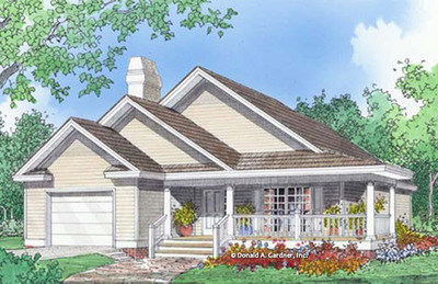 House Plan The Jamison