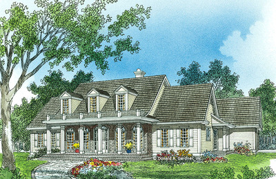 House Plan The Lafayette