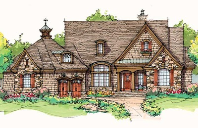 House Plan The Broadleaf