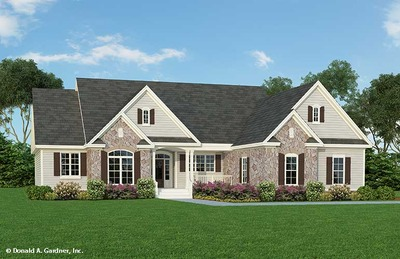 House Plan The Hardesty