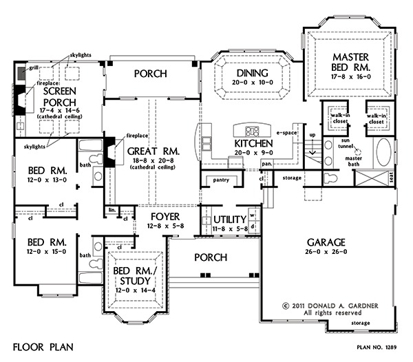 home plan the peyton by donald a gardner architects
