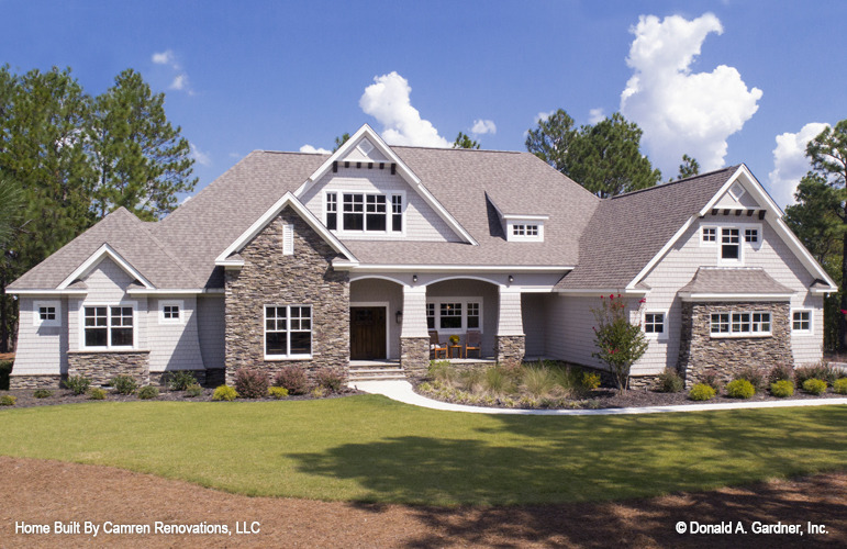 Ranch House Plans One Story Home Plans Don Gardner