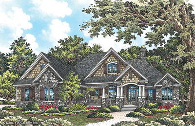 House Plan The Wilkerson