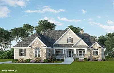House Plan The Flagler