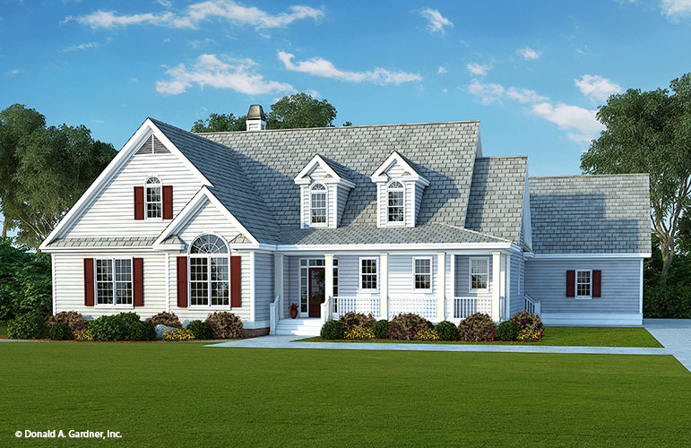 house plan the sunspring - Farmhouse Plans With Wrap Around Porch