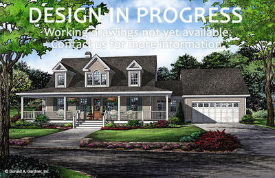 house plan the ellington - Farmhouse Plans With Wrap Around Porch