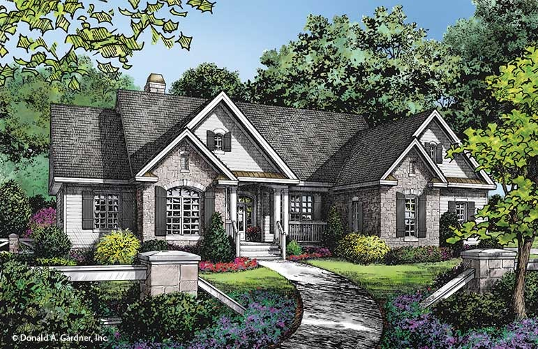 Home Plan The Astaire