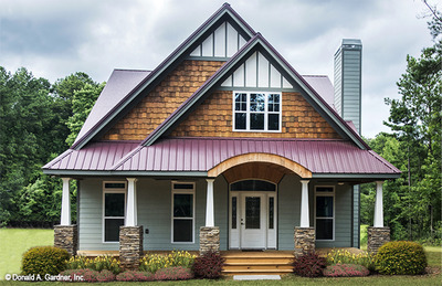 house plan the amelia - Country House Plans With Wrap Around Porch