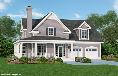 House Plan The Hudson