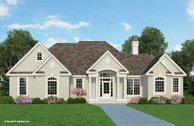 House Plan The Holliston