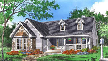 House Plan The Pelham Ridge