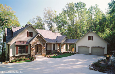 House Plan The Sable Ridge