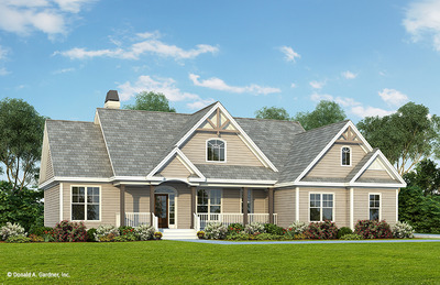 House Plan The High Pointe
