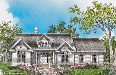 House Plan The Sagewood