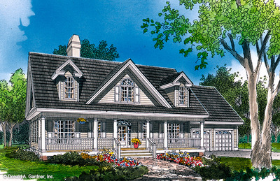 House Plan The Groveland