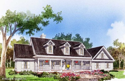 House Plan The Peppergrass
