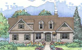 House Plan The Abernathy