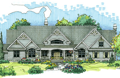 House Plan The Chesapeake